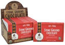 Dark Chocolate 70% Cacao 10 of 3 OZ By TAZA CHOCOLATE