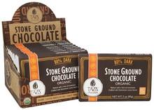 Dark Chocolate 80% Cacao 10 of 3 OZ By TAZA CHOCOLATE