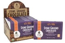 Dark Chocolate 87% Cacao 10 of 3 OZ By TAZA CHOCOLATE