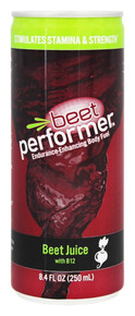 Beet Juice with B12 12 of 8.4 OZ By BEET PERFORMER