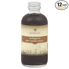 Pure Vanilla Extract 12 of 4 OZ By MADECASSE