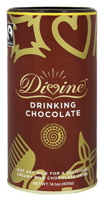 Drinking Chocolate 6 of 14 OZ By DIVINE CHOCOLATE