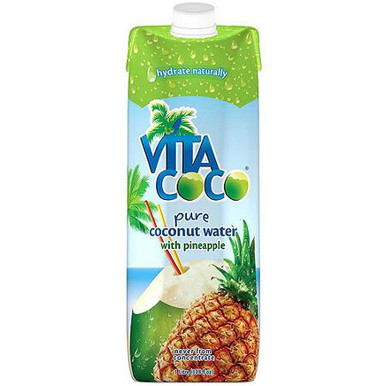 With Pineapple 12 of 33.8 OZ By VITA COCO