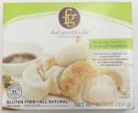 Chicken 9 of 10 OZ By FEEL GOOD FOODS