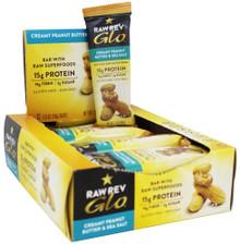 Creamy Peanut Butter & Sea Salt 12 of 1.6 OZ By RAW REVOLUTION