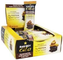 Peanut Butter Dk Chocolate S/Salt 12 of 1.6 OZ By RAW REVOLUTION