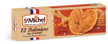 12 Palmiers Au Caramel 12 of 3.52 OZ By ST MICHEL