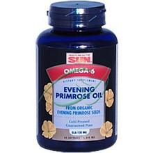 Evening Primrose Oil 1300 mg 60 Softgels From Health From The Sun