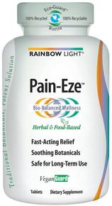 Pain-Eze 30 Tablets Pain Eze From Rainbow Light