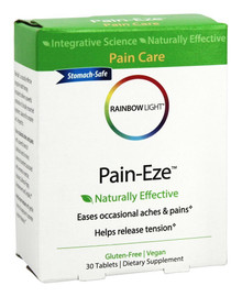 Pain-Eze Blister Box 30 TAB By Rainbow Light