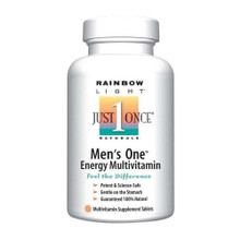 Men's One Multivitamin Iron-Free 30 tabs Rainbow Light