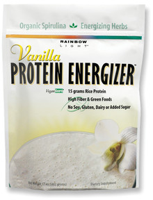 Protein Energizer Vanilla 10.7 oz. From Rainbow Light