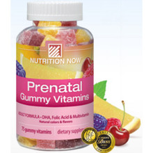 Nutrition Now Prenatal Gummies 75 Chew
