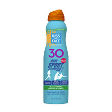 Cool Sport Mineral SPF30 Lotion Spray 6 OZ By Kiss My Face