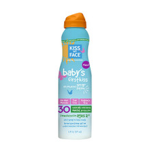 Baby's First Kiss Mineral SPF30 Spray 6 OZ By Kiss My Face