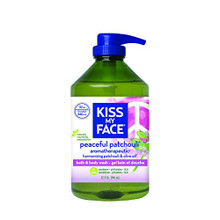 Bath & Body Wash Patchouli 32 OZ By Kiss My Face