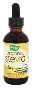 Stevia Vanilla 2 OZ By Nature'S Way