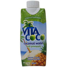 With Pineapple, 12 of 11.2 OZ, Vita Coco
