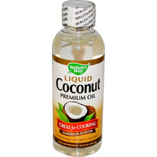 Nature's Way Liquid Coconut Premium Oil 10 fl oz (296 ml)