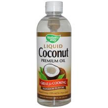 Nature's Way Liquid Coconut Premium Oil 20 fl oz (592 ml)