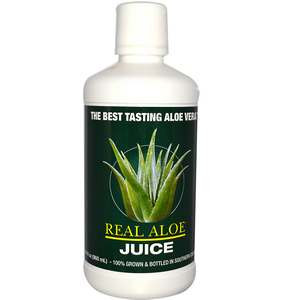 Juice 32 fl oz (960 ml) From Real Aloe