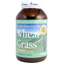 Wheat Grass Powder 10 oz 280 g From Pines Internationals