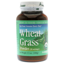 Wheat Grass Powder 100% pure 3.5 oz from Pines International