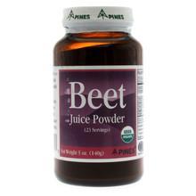 Organic Beet Juice Powder 5 oz Pines International