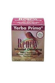 Women's Renew Internal Cleansing 3 Part Program From Yerba Prima