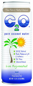 Pure Coconut Water, 12 of 17.5 OZ, C2O