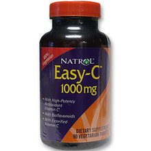 Easy-C 1000 mg with Bioflavonoids 90 Vegetarian Tablets Natrol