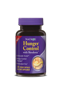 Hunger Control with Slendesta 30 CAP VEGI By Natrol