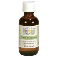 Lemon Eucalyptus Essential Oil 2 fl oz From Aura Cacia