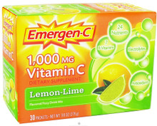Emer'gen-C Lemon-Lime 30 CT By Alacer