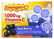 Emer'gen-C Acai Berry 30 CT By Alacer