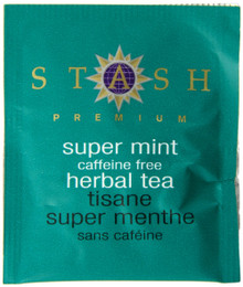 Super Mint Tea 18 BAG By Stash Tea