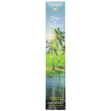 True To Nature Incense Lemongrass 10 g Auroshikha Candles & Incense