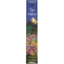 True To Nature Incense Indra Sandal 10 g Auroshikha Candles & Incense