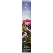 True To Nature Incense Orange Blossom 10 g Auroshikha Candles & Incense