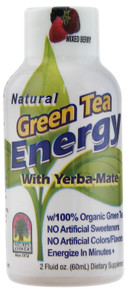 Green Tea Energy Mixed Tea Berry 2 oz From Nature'S Answer
