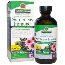 Sambucus Immune Support 4 fl oz From Nature's Answer