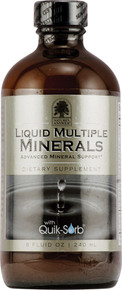 Platinum Multiple Minerals 8 oz  From Nature'S Answer