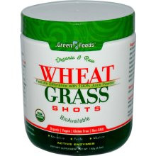 Wheat Grass Shot (30 Serving) 5.3 oz  From Green Foods Corporation