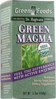 Dr. Hagiwara Green Magma 5.3 oz From Green Foods