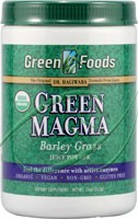 Dr. Hagiwara Green Magma 11 oz From Green Foods