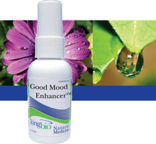 Good Mood Enhancer 2 oz King Bio