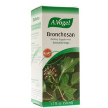Bronchosan Bronchial Drops 1.7 fl oz From A Vogel