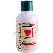 Essentials Liquid Calcium/Magnesium Natural Orange Flavor 16 fl oz (474 ml) From Childlife