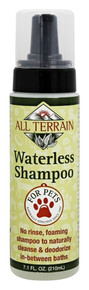 Waterless Shampoo 7.1 OZ By All Terrain