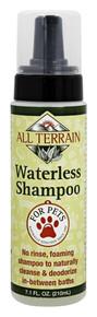 Waterless Shampoo 7.1 OZ By All Terrain